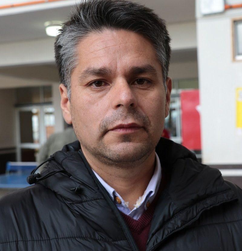 César Sanchez, Jefe de Producción del Área Técnico Profesional